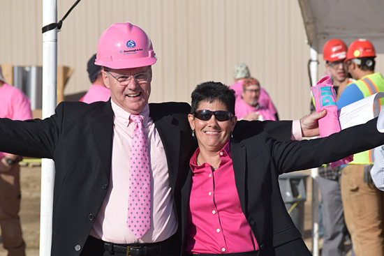 The Pink Hard Hat Event